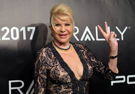 Ivana Trump Says Daughter Ivanka Could Be 'First Woman President'