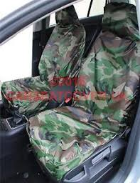 ford transit connect green camouflage