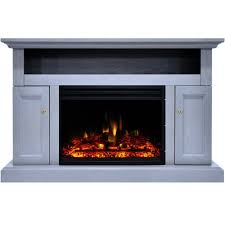 soro electric fireplace heater
