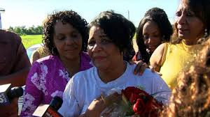 Alice Johnson Free After Trump Commutes Sentence - YouTube