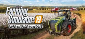 Buy Farming Simulator 19 - Platinum Edition Steam PC - CD Key ...