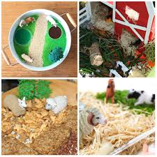20 Farm Small World Play Ideas For Kids