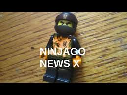 Lego ninjago sons of garmadon leaked images (minifigs)