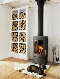 firewood storage designs for modern homes