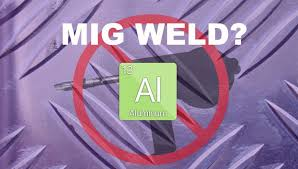 mig weld aluminum without a spool gun