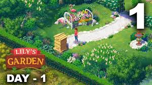 lily s garden gameplay walkthrough part
