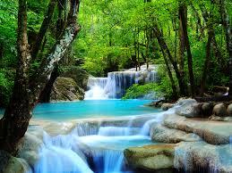 49 moving waterfall desktop wallpaper