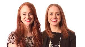 redhead makeup news whip hand