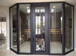 glass wine cellars glass wine cellar