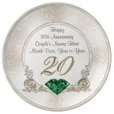 modern 20th wedding anniversary gifts