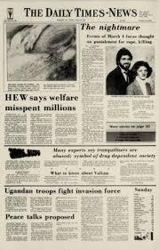Burlington Daily Times News Archives, Mar 18, 1979, p. 1