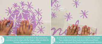 How To Apply Vinyl Wall Decals Wallternatives