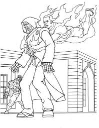 Kleurplaten Fantastic Four 25 Coloring Pages Fantastic Four