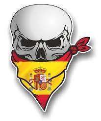 Skull With Face Bandana Portugal Portuguese Flag Vinyl Car Sticker Decal Archives Statelegals Staradvertiser Com