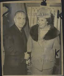 Candidate For Mayor New York Abraham Beame 1965 Vintage Press Photo Print |  Historic Images
