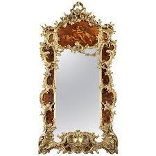 vernis martin mirror by louis majorelle