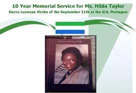 SALCORE Memorial Honors Hilda Taylor – Critique Echo Newspaper