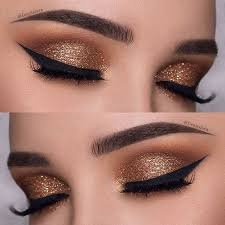 25 glamorous makeup ideas for new year