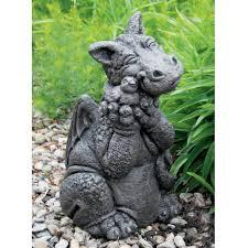 dragon statue spring fever alsip