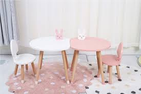 China Nordic Party Kids Room Table And Chair Children Furniture Set China Kindergarten Table And Chair Modern Children Home Furniture