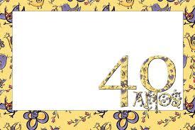 Tarjetas De Cumpleanos 40 Para Imprimir Gratis 12 Hd Wallpapers