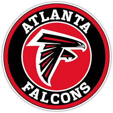 Atlanta Falcons B Vinyl Die Cut Decal Sticker 4 Sizes