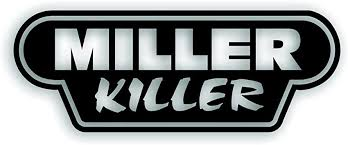 Amazon Com Solar Graphics Usa Miller Killer Decal Sticker For Tig Mig Welder Or Welding Tank Windshield Truck Bumper Sticker Compatible With Lincoln Electric Welder 4 X 10 1 2 Inch In Black Automotive