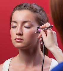 airbrush bridal makeup vs regular