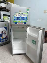 Bán tủ lạnh Toshiba 145L, tủ quạt gió - chodocu.com