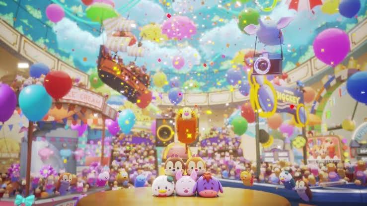 """Résultat de recherche d'images pour """"Disney Tsum Tsum Festival"""""""""""