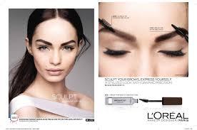 l oreal make up designer brow artist