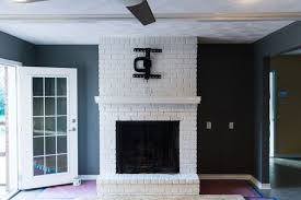 modernizing an old fireplace a photo