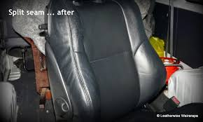 leather cleaning recolour repair