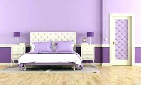 purple paint for bedroom light colors