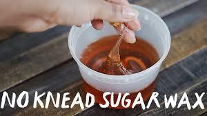 new recipe foolproof sugar wax for