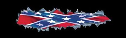 Rebel Inside Confederate Flag Rear Window Graphic Rwg1568 Customautotrim
