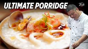 The Ultimate Seafood Porridge recipe by ...