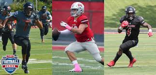 Heart of America Athletic Conference - #NAIAFootball Championship Series -  1st Round Previews