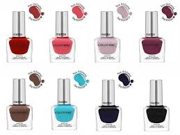 colorbar launches matte nail lacquer new
