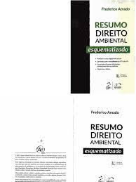 8 Resumo de Direito Ambiental Esquematizado Frederico Amado 2015