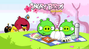 Angry Birds Game Download | Angry birds seasons, Angry birds, Bird ...
