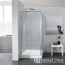 aluminium frame shower screen with 6mm