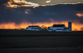 wallpaper sunlight landscape sunset