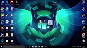dj sona animated wallpaper windows 7 8