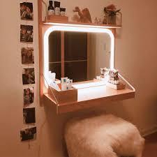 diy makeup mirror diy vanity mirror