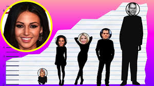 How Tall Is Michelle Keegan? - Height ...
