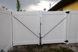 Vinyl Fencing Transferable Life Time Warranty Professional Installation