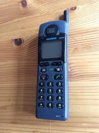 Nostalgie-Handy Siemens S10 in 25479 ...