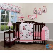 Levtex Baby Fiona 4 Piece Crib Bumper Set Fox Floral Geometric Texture Tactile For Sale Online Ebay