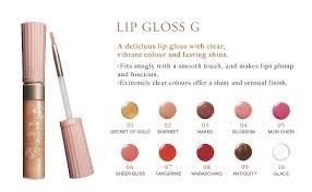 makeup review paul joe lip gloss g